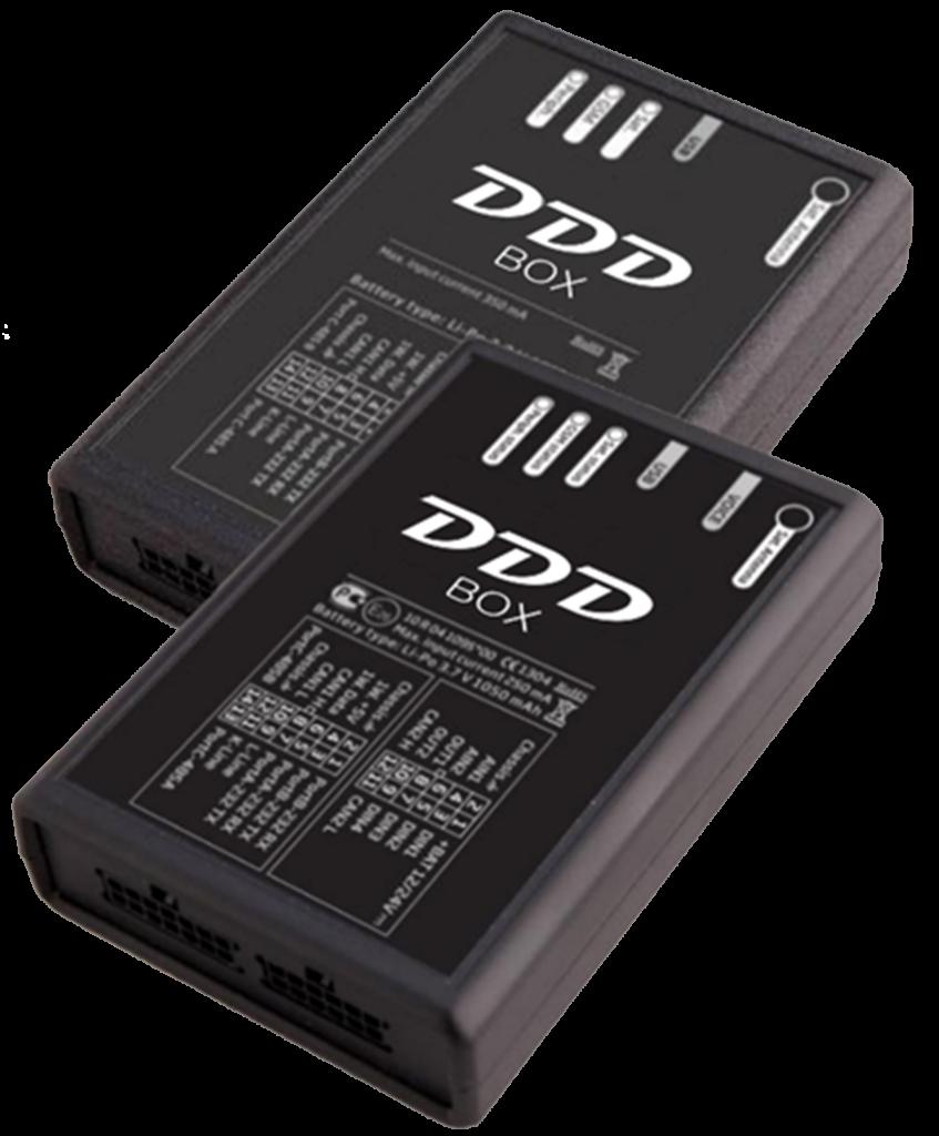 centralina DDD box