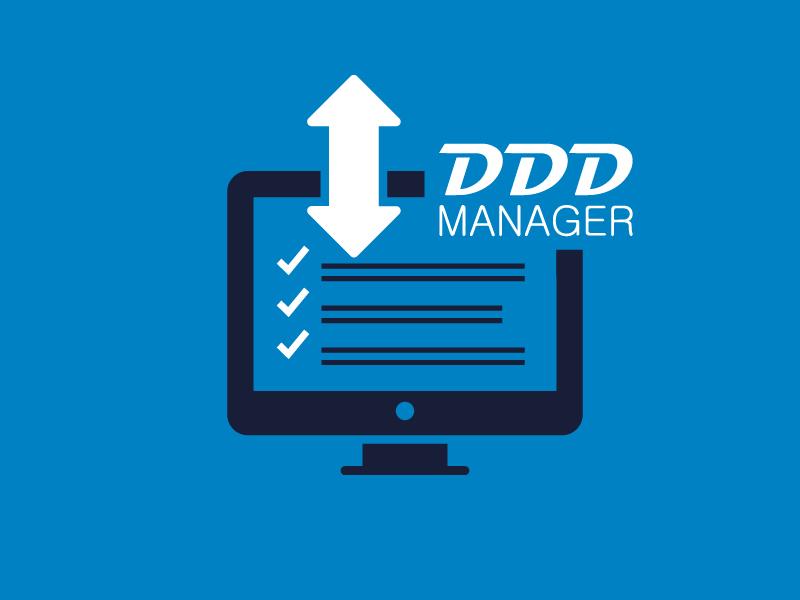 DDD Manager